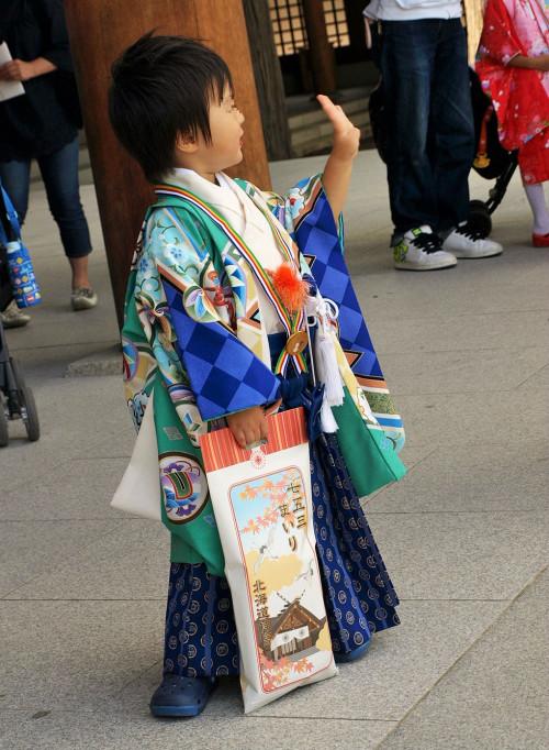 北海道神宮七五三