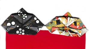 折り紙ひな祭り