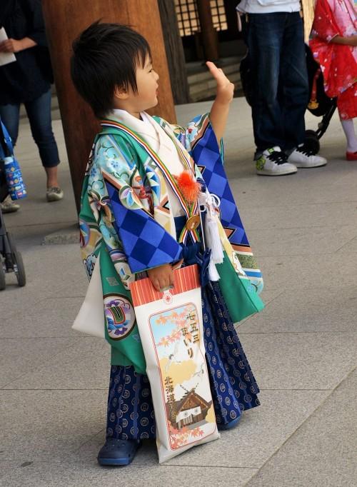 北海道神宮の七五三