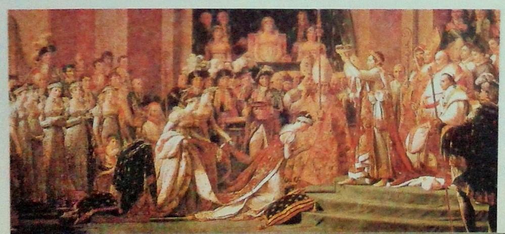 ナポレオンの戴冠