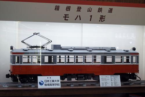 箱根登山鉄道模型