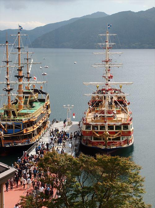 芦ノ湖遊覧船