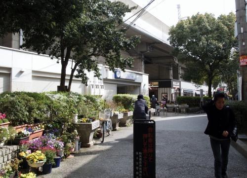南海住吉大社駅
