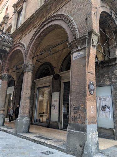 ボローニャのポルティコ