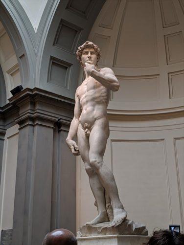 ミケランジェロ「ダヴィテ王」