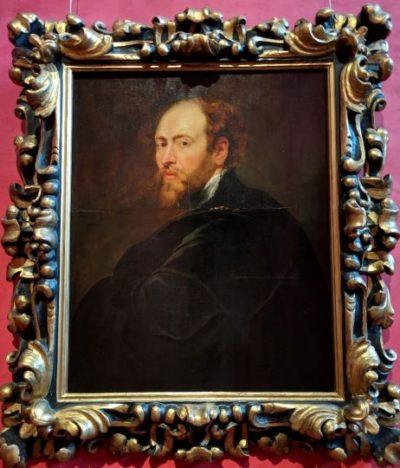 ルーベンス(自画像1628年)