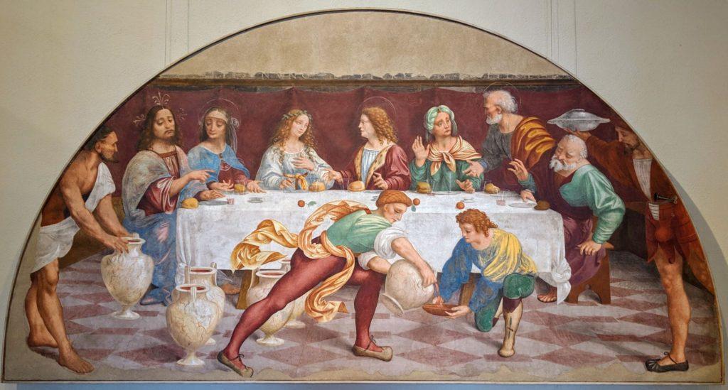 Crotos(マルコ・ドッジョーノ作1520年)