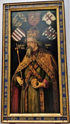 皇帝ジキスムント(1511/13)
