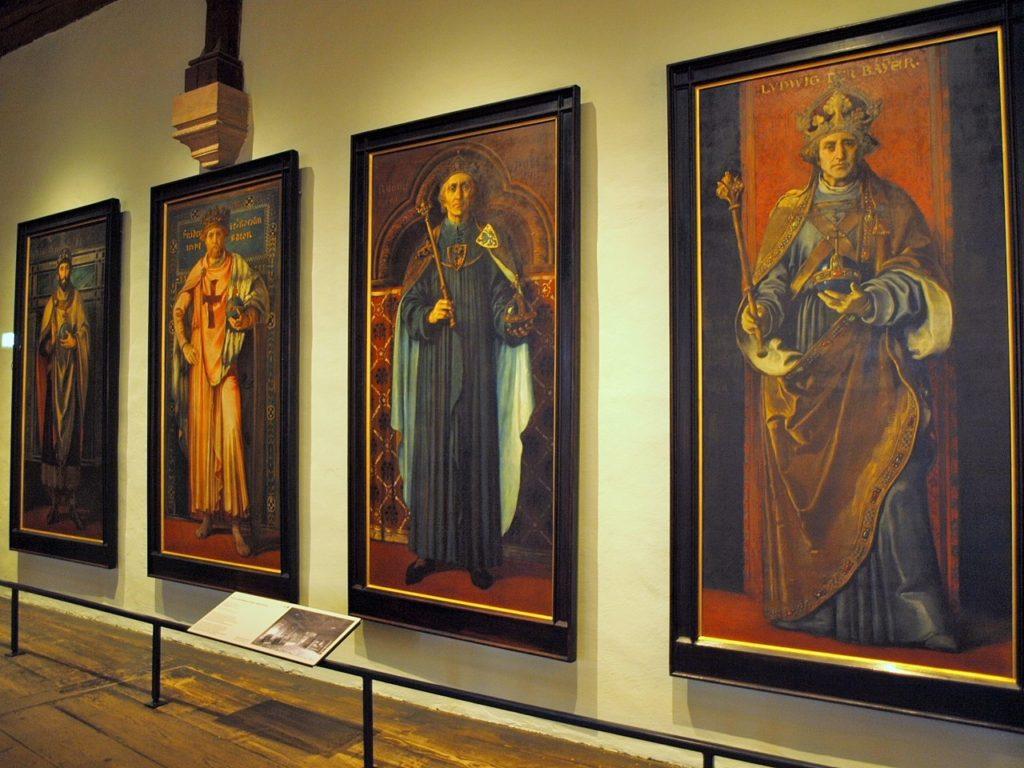 神聖ローマ皇帝たち