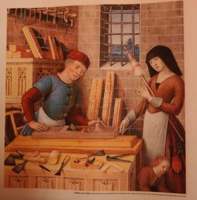 中世の職人
