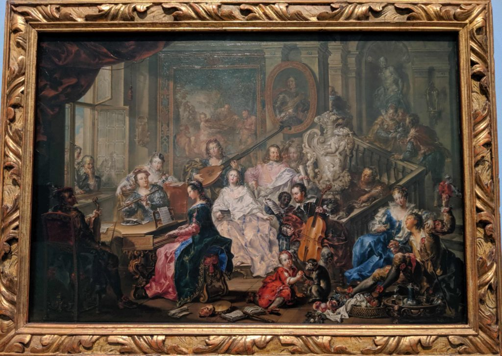 The Concert(1750)