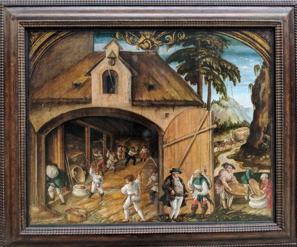 7月8月9月12月と同様の3月5月6月の労働(1525/1533)