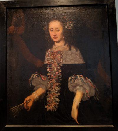Justina Katharina Kirchmayr, nee Imhoff(1600)