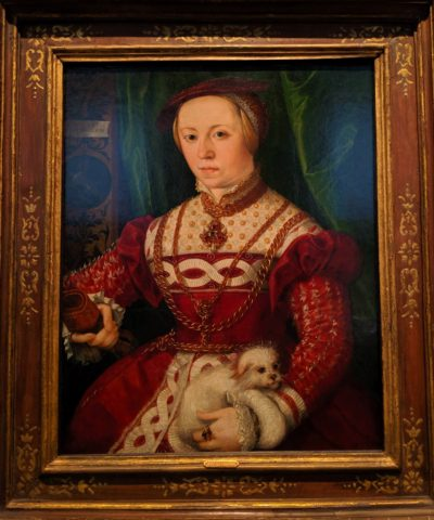 Regina Baumgartner, nee Honold(1540)