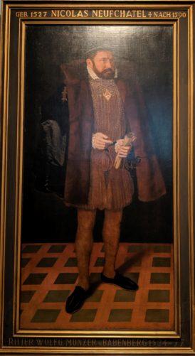 Nicolas Neufchatel(1567)