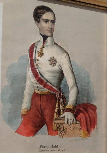 フランツ・ヨーゼフ1世(1830)