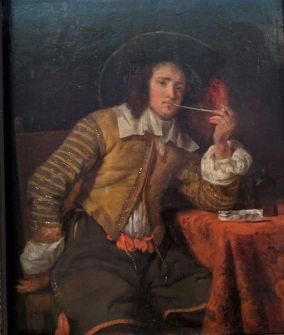 Smoker(1650s-'60s)