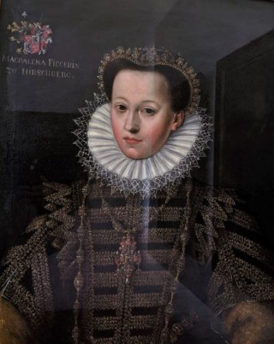 Magdalena Fieger zu Hischberg(1592)