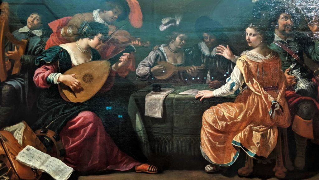 Music-making company(1629)
