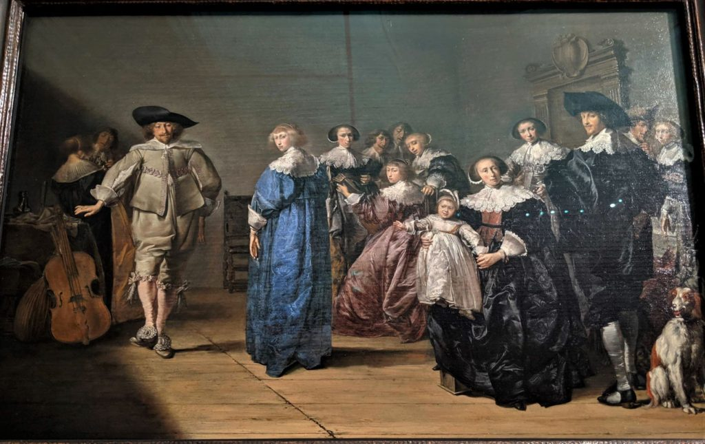 A merry campany (1633)