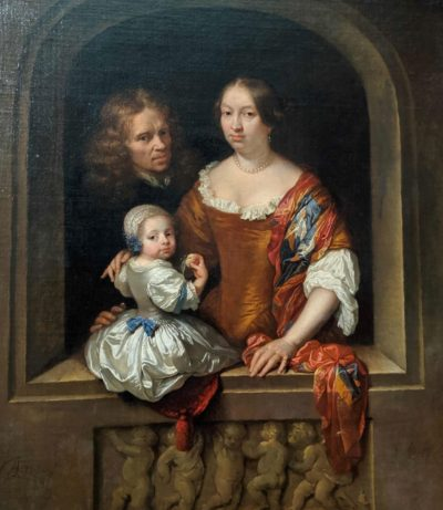 Family portrait(1674)