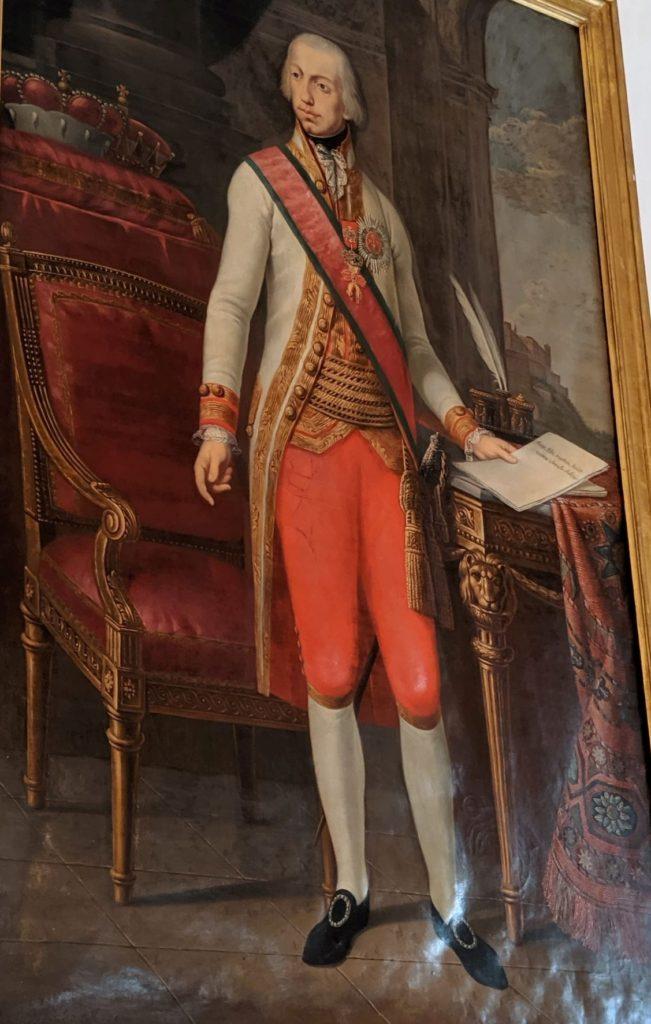 FERDINAND TOSCANA(1803-1805)