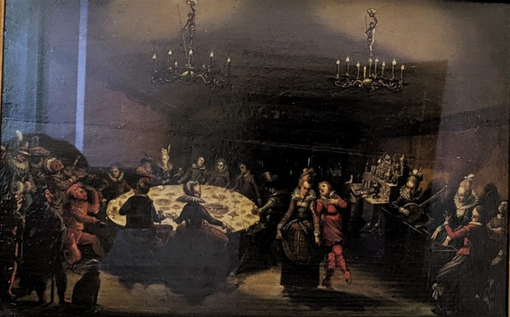 Group scene(1610/20)