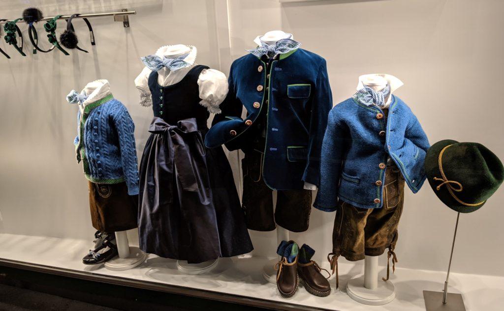 ザルツブルク民族衣装