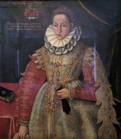 Maria Dückher 旧姓 von Heisperck(1603)