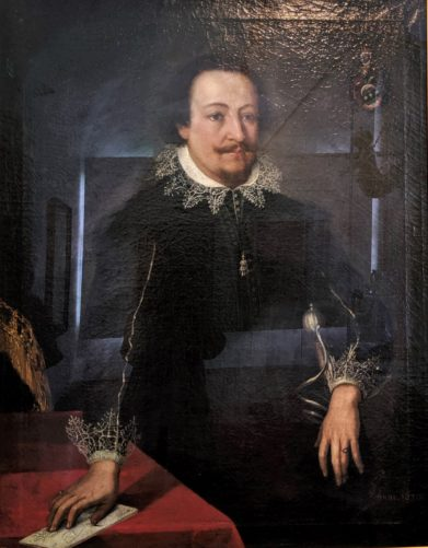 Sebald Lieb, judge of Goldegg(1630)