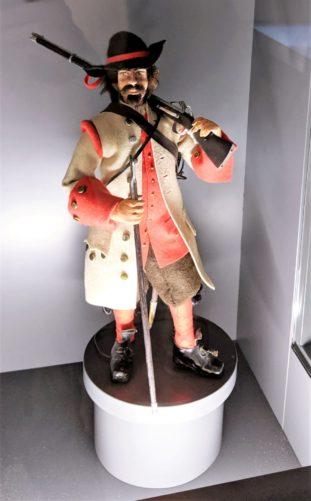 銃兵(1682)