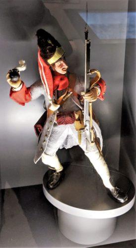 Grenadler (1710)擲弾兵