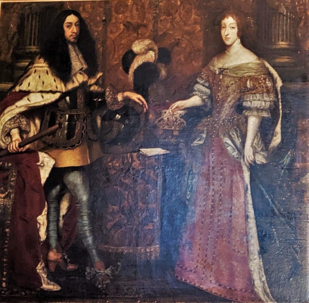 Kurfürstin Henriette Adelaide (1636-1676)