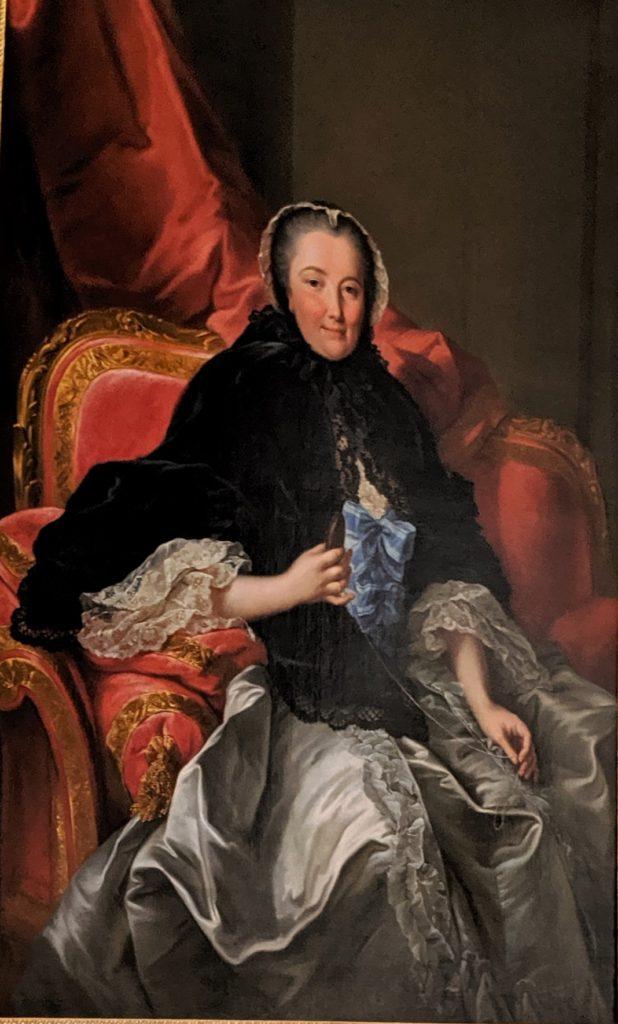 Caroline Gräfin von Nassau-Saarbrücken (1704 - 1774)