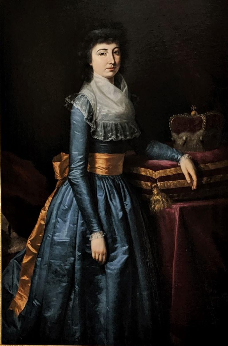 Maria Leopoldine of Austria-Este (1776-1848)