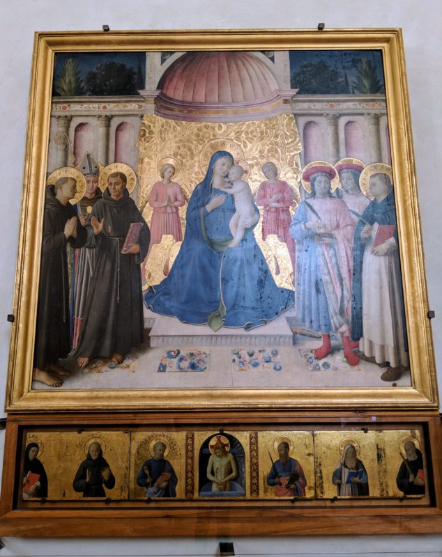 フラ・アンジェリコ サン・マルコ修道院