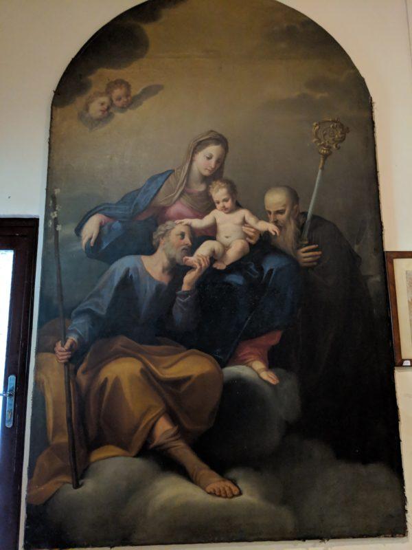 サントステファーノ教会(ボローニャ)